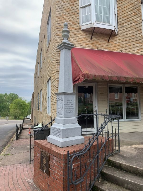 American Civil War Monument image. Click for full size.