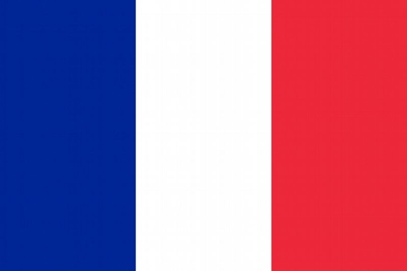 Flag of France image. Click for full size.